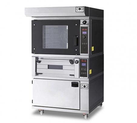 Модульная печь APACH K5TP DP+E218PA - 18000